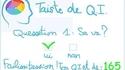 Test de QI sur Facebook