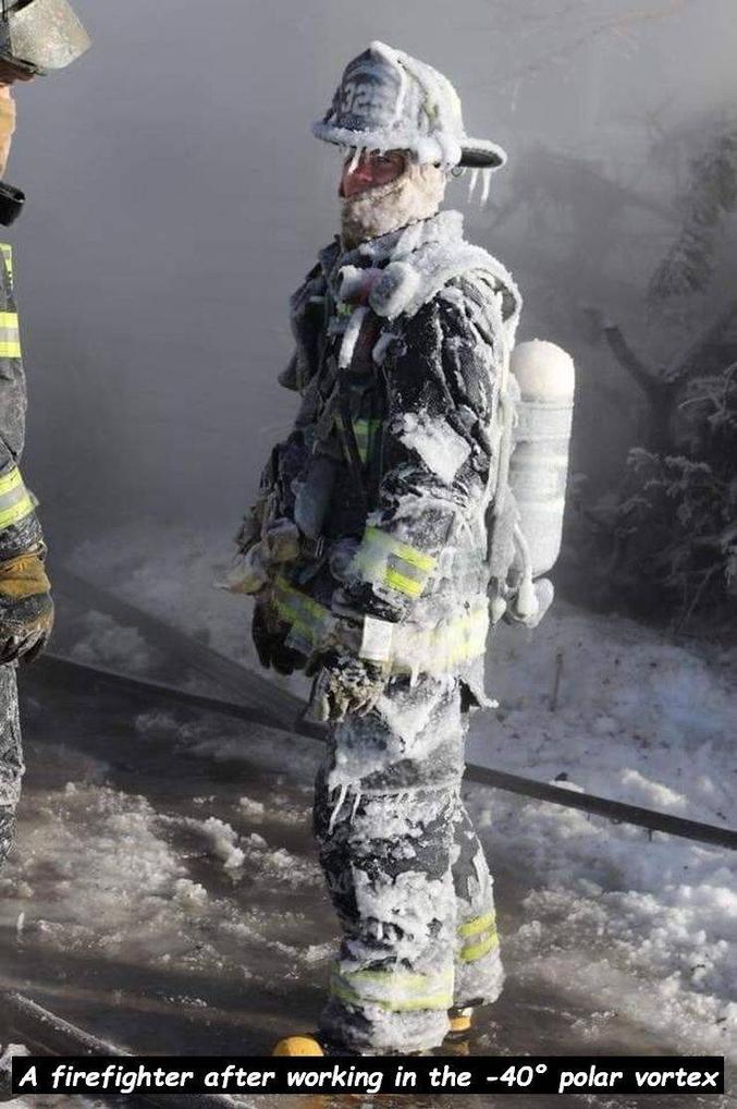 Ils vont finir par chopper un rhume, avec ces chauds et froids...