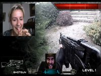 Real life FPS