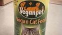Nourriture vegan pour chats