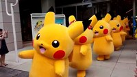 L'attaque des Pikachus