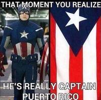 Ce moment où tu réalises que Captain America...