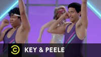 Key and Peele - Aerobics Meltdown