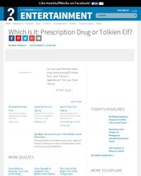 Nom d'elfe ou de médicament ?