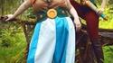 Cosplay féminin Astérix & Obélix