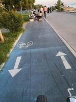 Piste cyclable 2.0