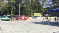 Crash test en Pologne