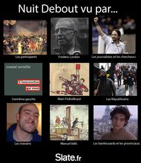 Nuit Debout vue par...