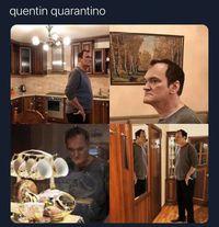 Tarantino en quarantaine