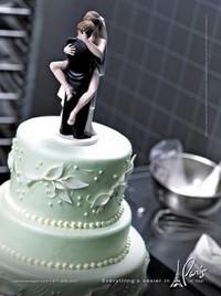Gâteau de mariage 6