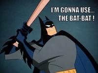 Un nouveau Bat-gadget