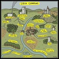Allegories des lieux communs