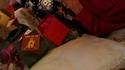 Un joli bonnet de laine à Mamie pour Noël