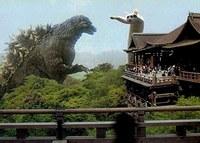 Longcat affronte Godzilla