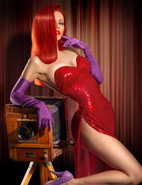 Jessica Rabbit IRL