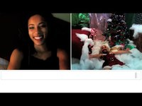 Chatroulette: Mariah Carey - All I Want For Christmas Is You