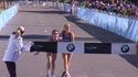 Fin de marathon de Dallas