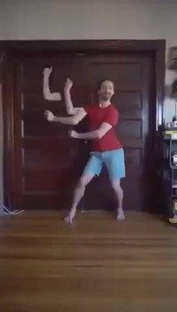 Trucage dance
