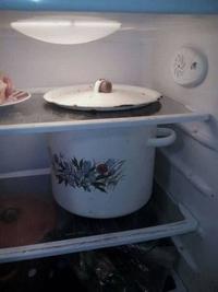 Comment conserver un plat au réfrigérateur