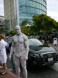 Cosplay Prometheus au Comic Con