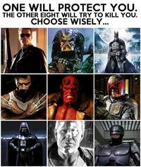 L'un d'entre eux va te protéger