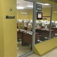 Chez Microsoft ?