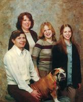 Les photos de famille des années 80