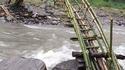 Le petit pont de bambou