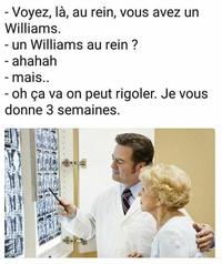Exquis, ce docteur