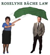 Roselyne bâche Law