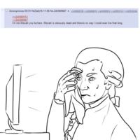 Mozart est mort