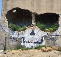 Crâne de pierre