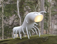 Lampe mille-pattes