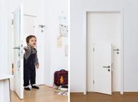 Porte pour enfants