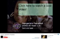 Quand tu essaies de regarder une vidéo cool sur Youtube