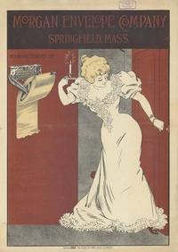 Vers 1900 : affiche-réclame pour papier-toilette