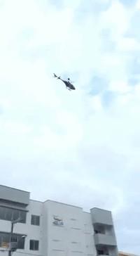 Accident d'hélicoptère
