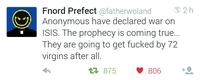 Le côté obscur des prophéties