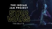 Les musiques de star wars version indienne