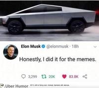 Elon, la légende !