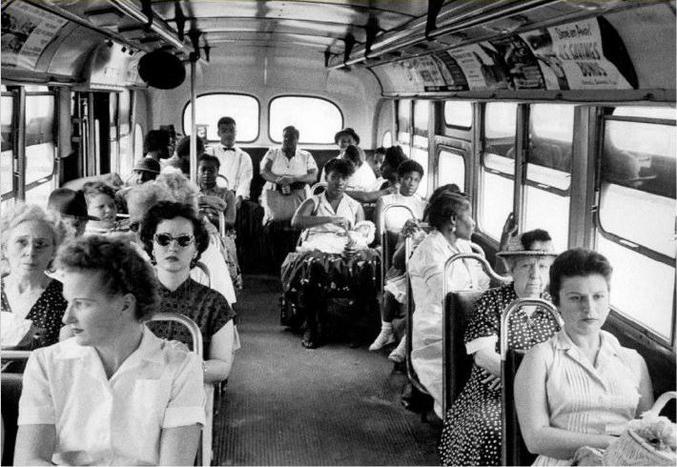 Puis il y eut Rosa Parks, toussa, toussa...