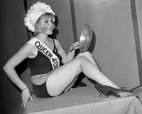 "Queen of ""cuisine"" 1964"