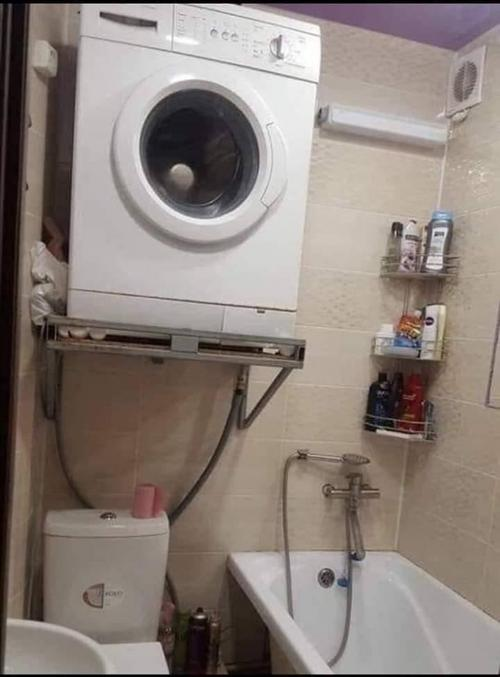 le mode essorage va être sympa pour celui qui prend son bain :V
