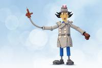 Inspecteur Gadget en Lego
