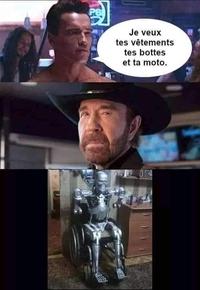 Terminator, le début