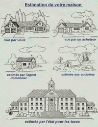 Votre maison vue par...