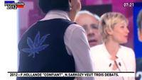 Rachida Dati aime le cannabis