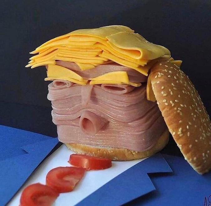 Jambon Fromage...en tranches. Impec pour la pose sandwich en route vers la villa de confinement. ou dans les bouchons..