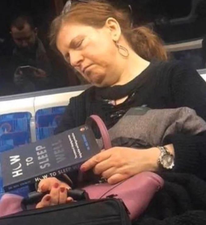 Pour les anglophobes : Comment bien dormir