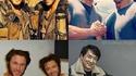 Quelques stars de cinéma et leurs doublures-cascadeurs...